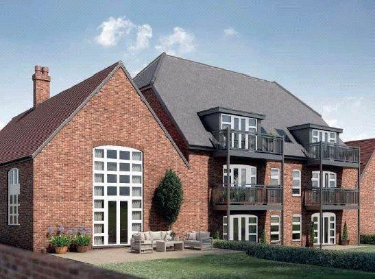 2 bed apartment for sale in & 8 St Peters Mews, Ashley Cross, BH14