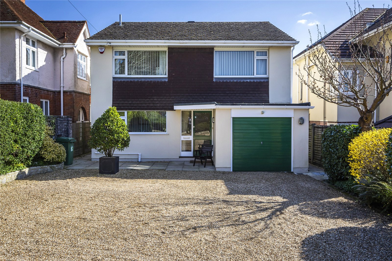 4 bed house for sale in Constitution Hill Road, Lower Parkstone, BH14
