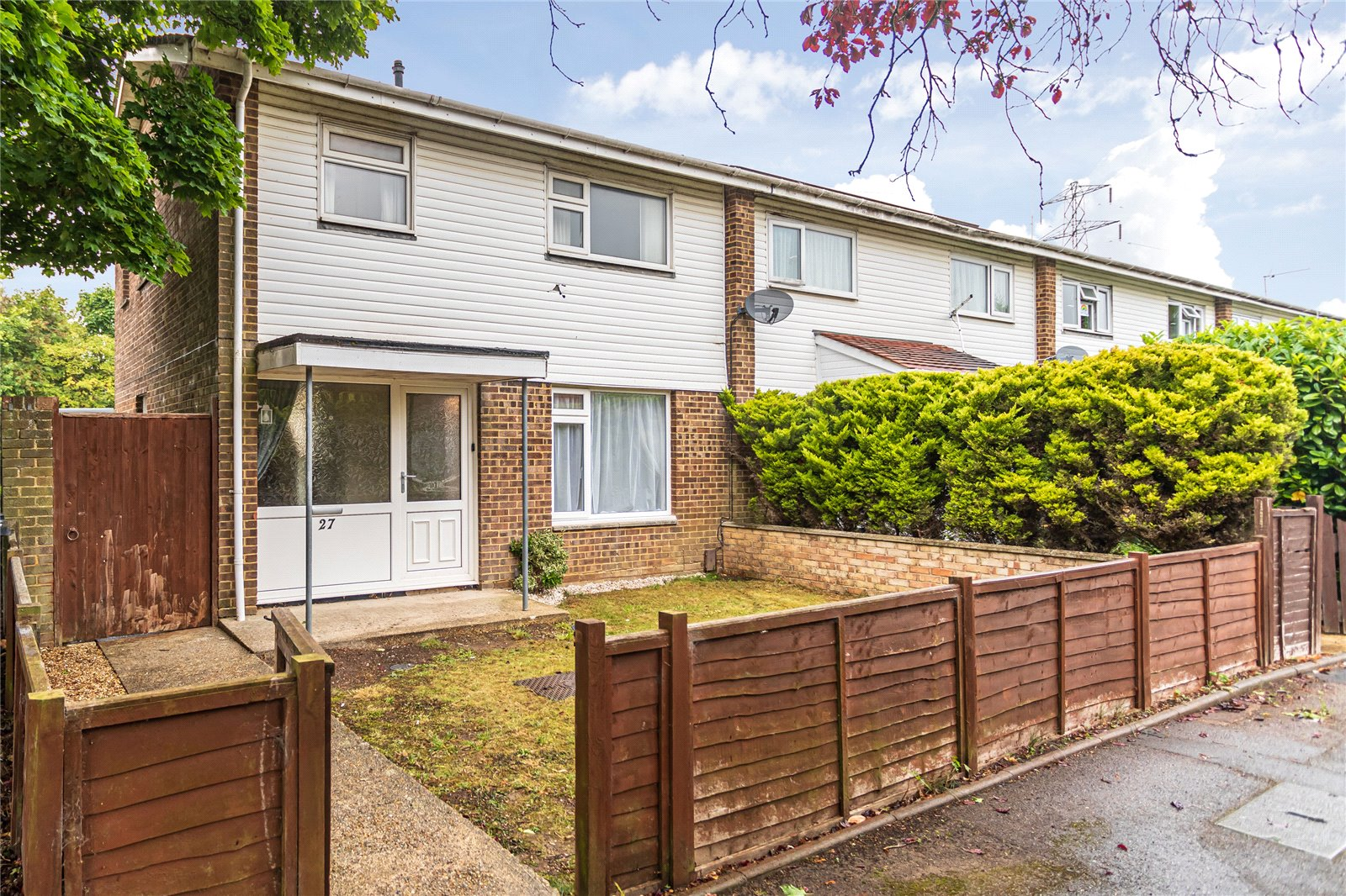 3 bed house for sale in King John Avenue, Bournemouth, BH11