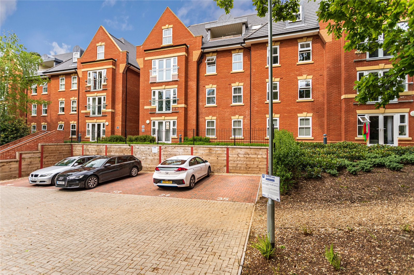 2 bed apartment to rent in Castle Hill House, 65 Bournemouth Road, BH14