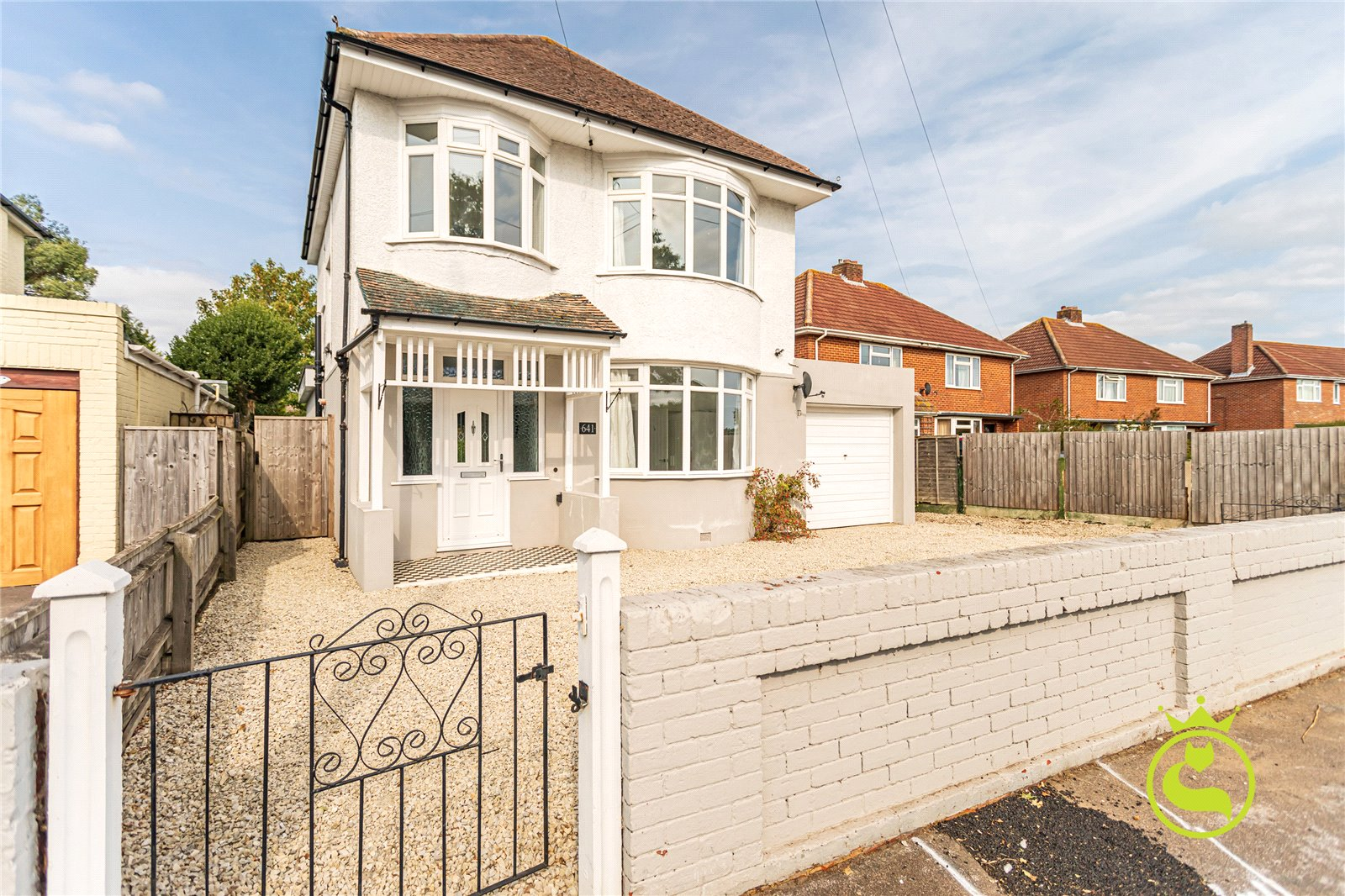 4 bed house for sale in Castle Lane West, Bournemouth  - Property Image 1