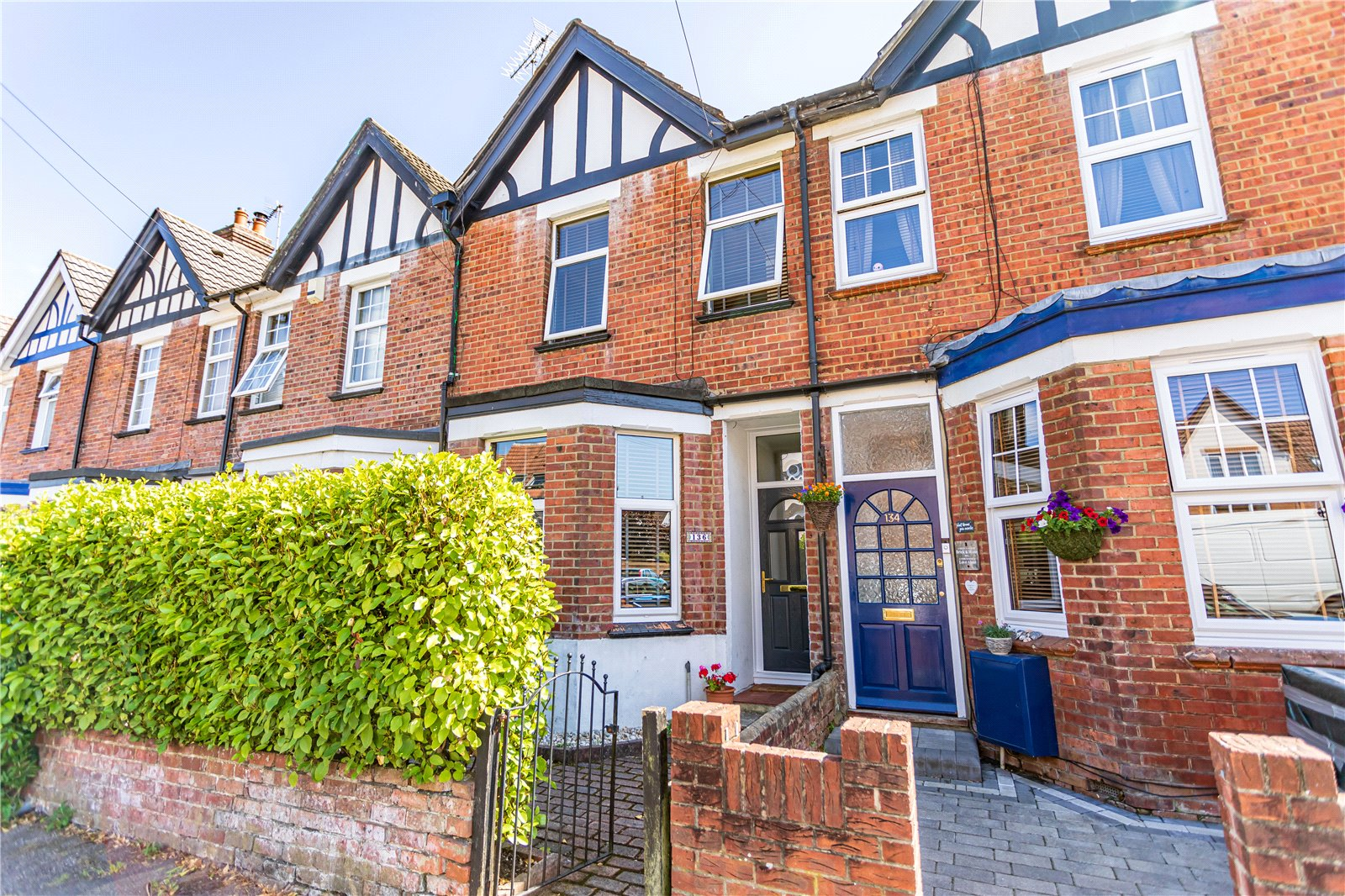 3 bed house for sale in Florence Road, Lower Parkstone, BH14