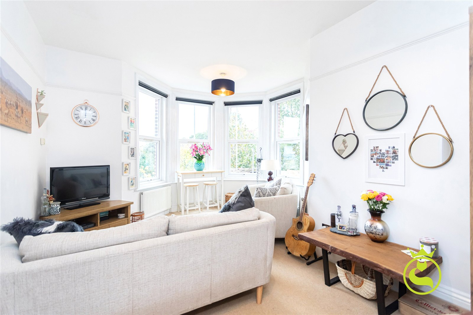 2 bed apartment for sale in Hope Lodge, 6 Belle Vue Road - Property Image 1