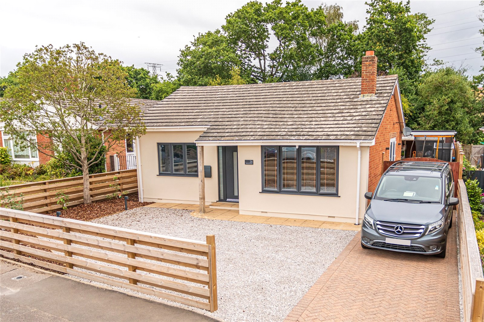 3 bed bungalow for sale in Winston Gardens, Branksome  - Property Image 1