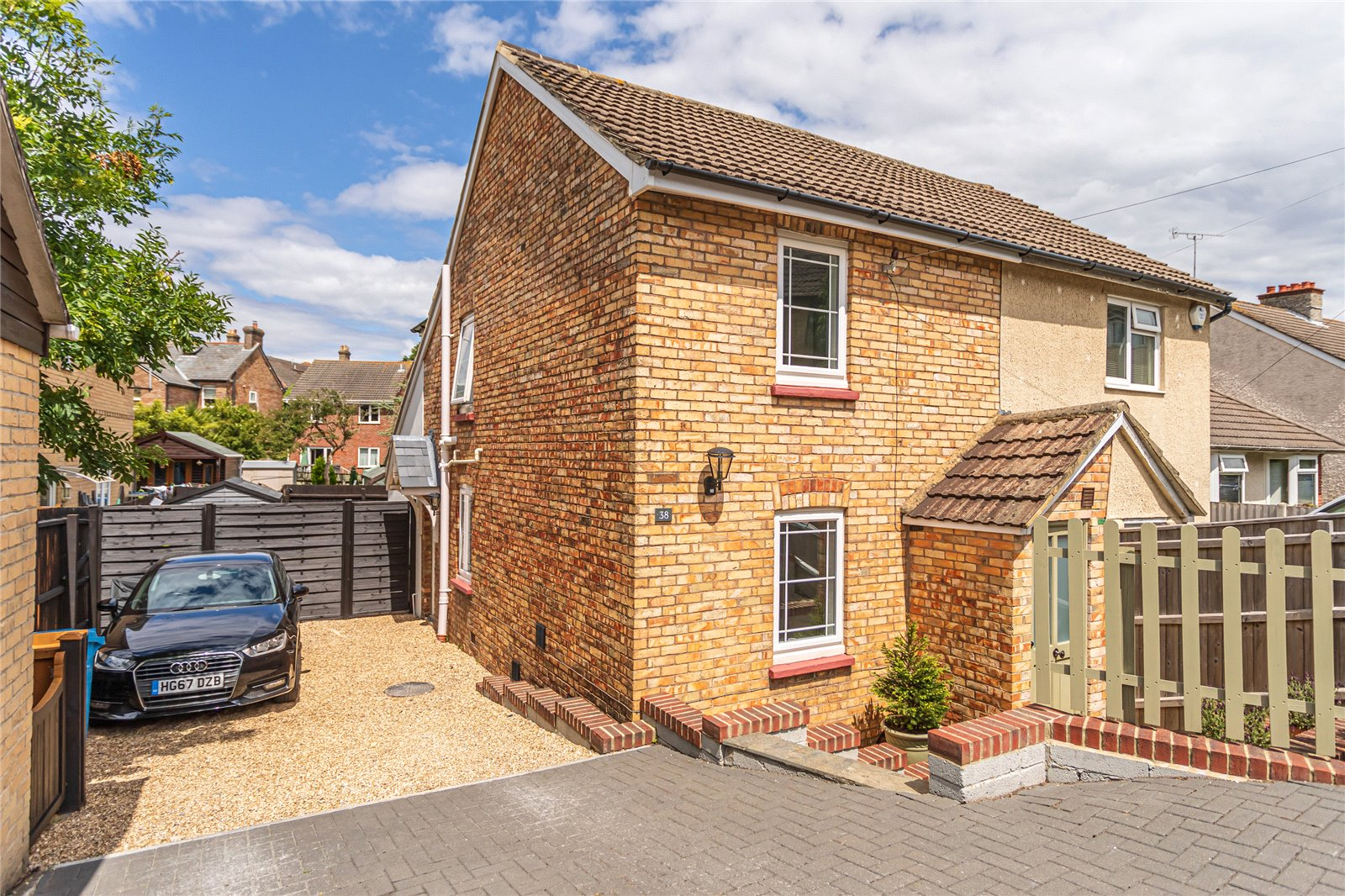 3 bed house for sale in Beaconsfield Road, Parkstone  - Property Image 1