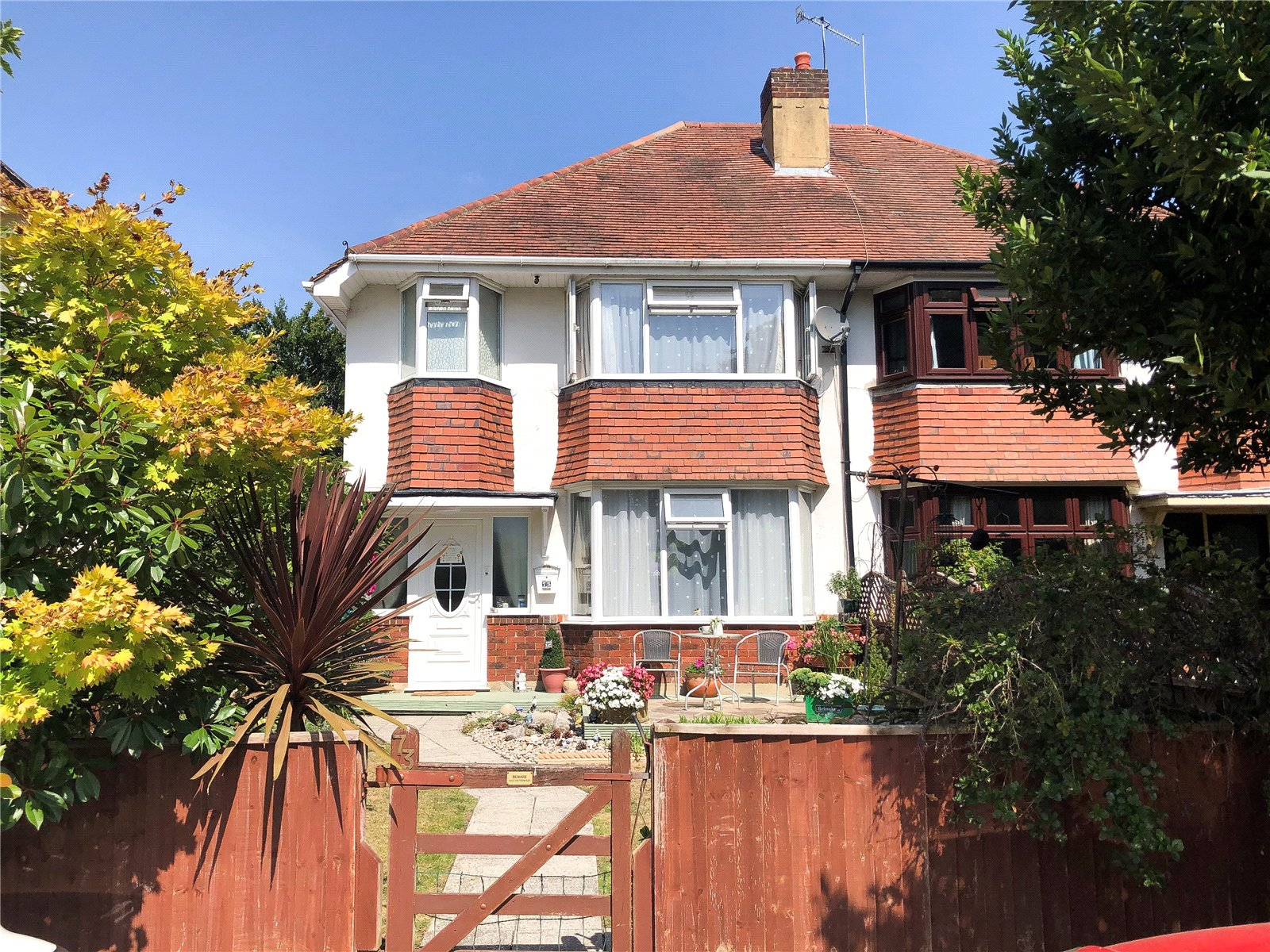 3 bed house for sale in Church Road, Lower Parkstone - Property Image 1