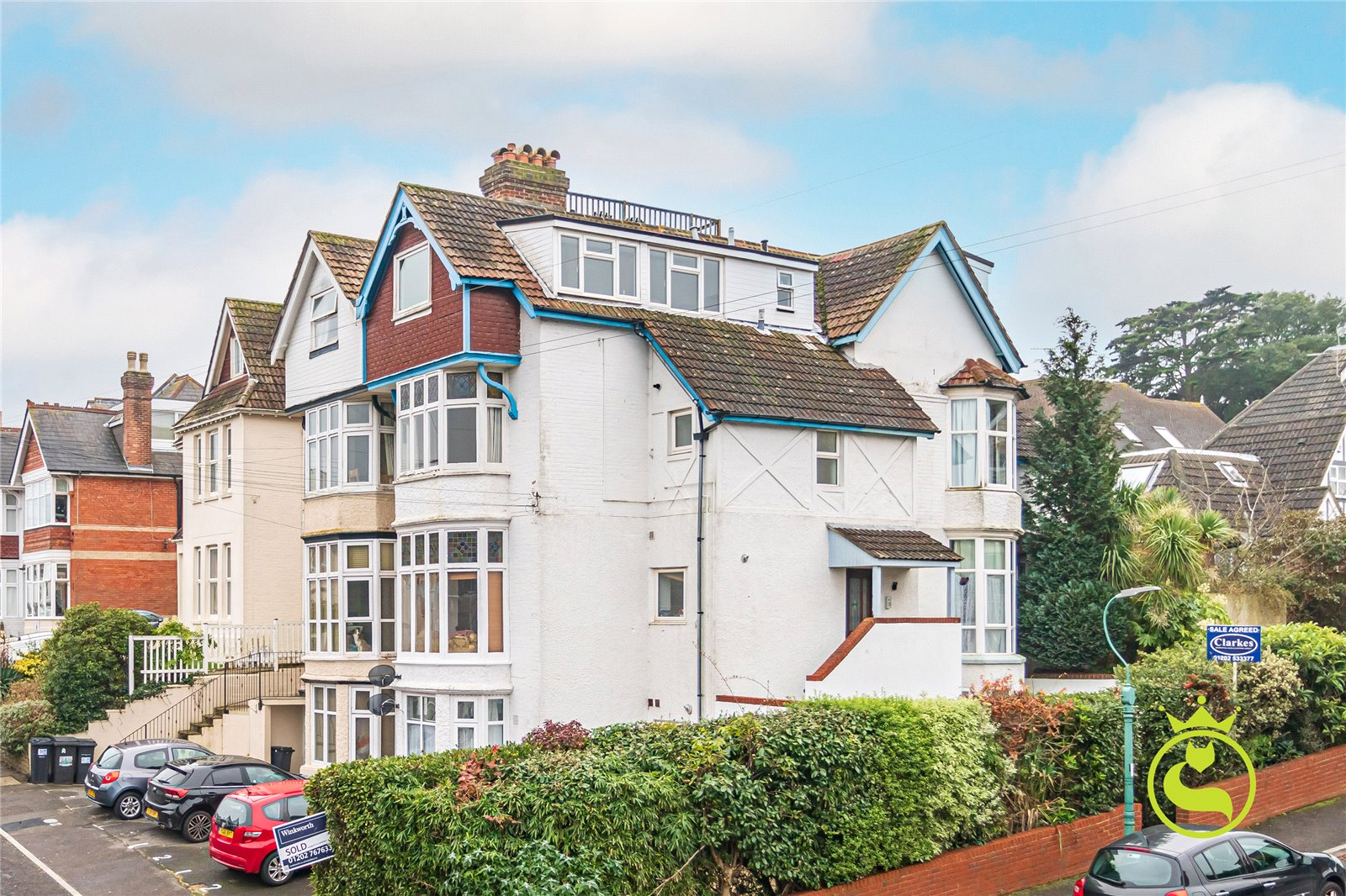 2 bed apartment to rent in Earle Road, Bournemouth, BH4