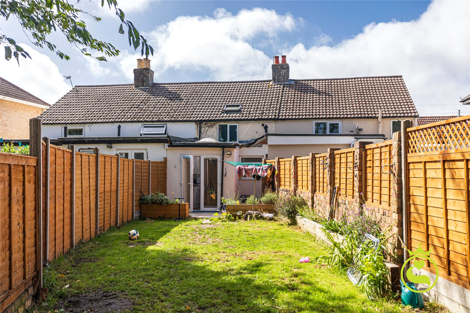 2 bed house for sale in Jubilee Road, Parkstone, BH12