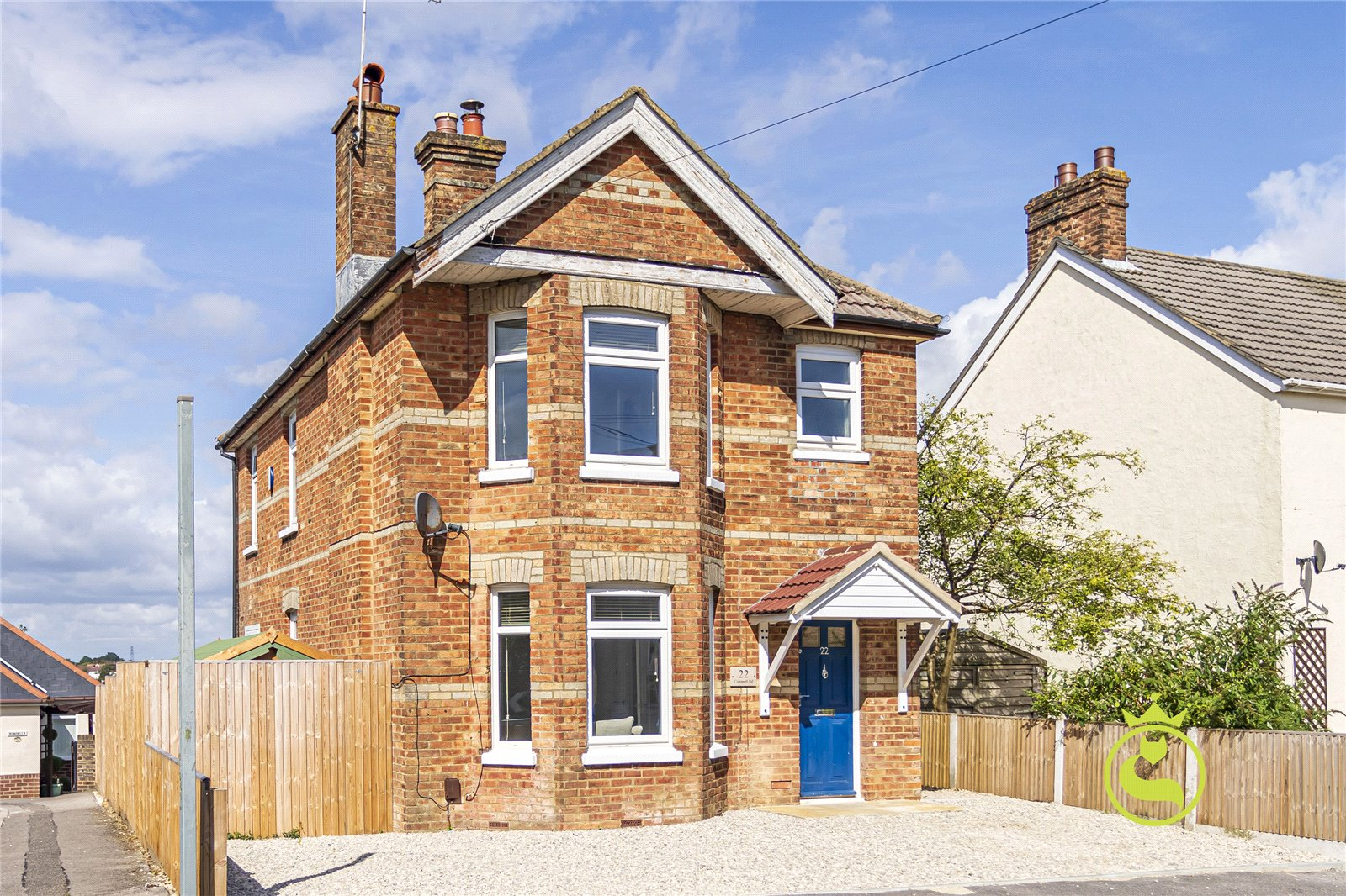 3 bed house for sale in Cromwell Road, Parkstone - Property Image 1