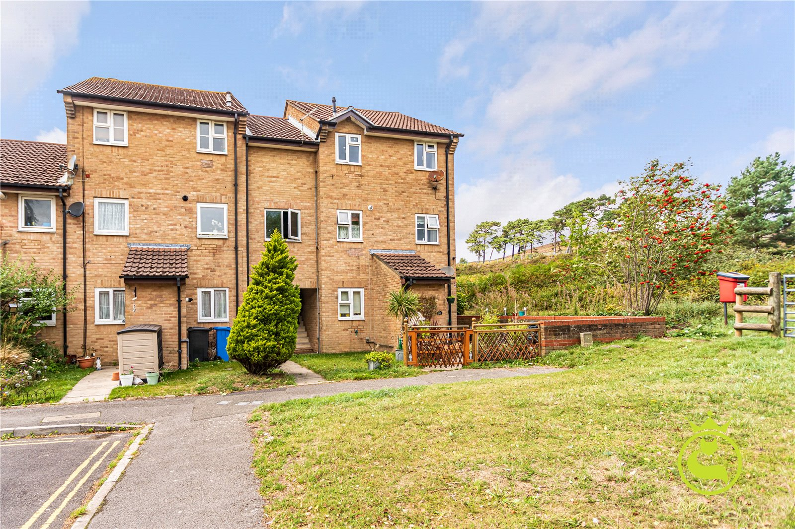 1 bed apartment for sale in Sydling Close, Canford Heath, BH17