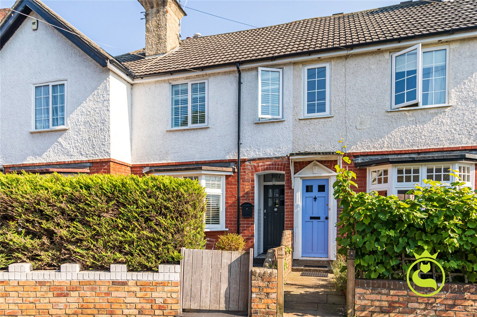 3 bed house for sale in Britannia Road, Lower Parkstone  - Property Image 1