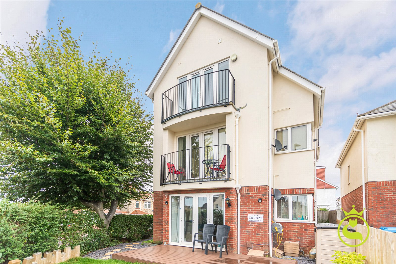 2 bed apartment for sale in St. Marys Road, Oakdale, BH15