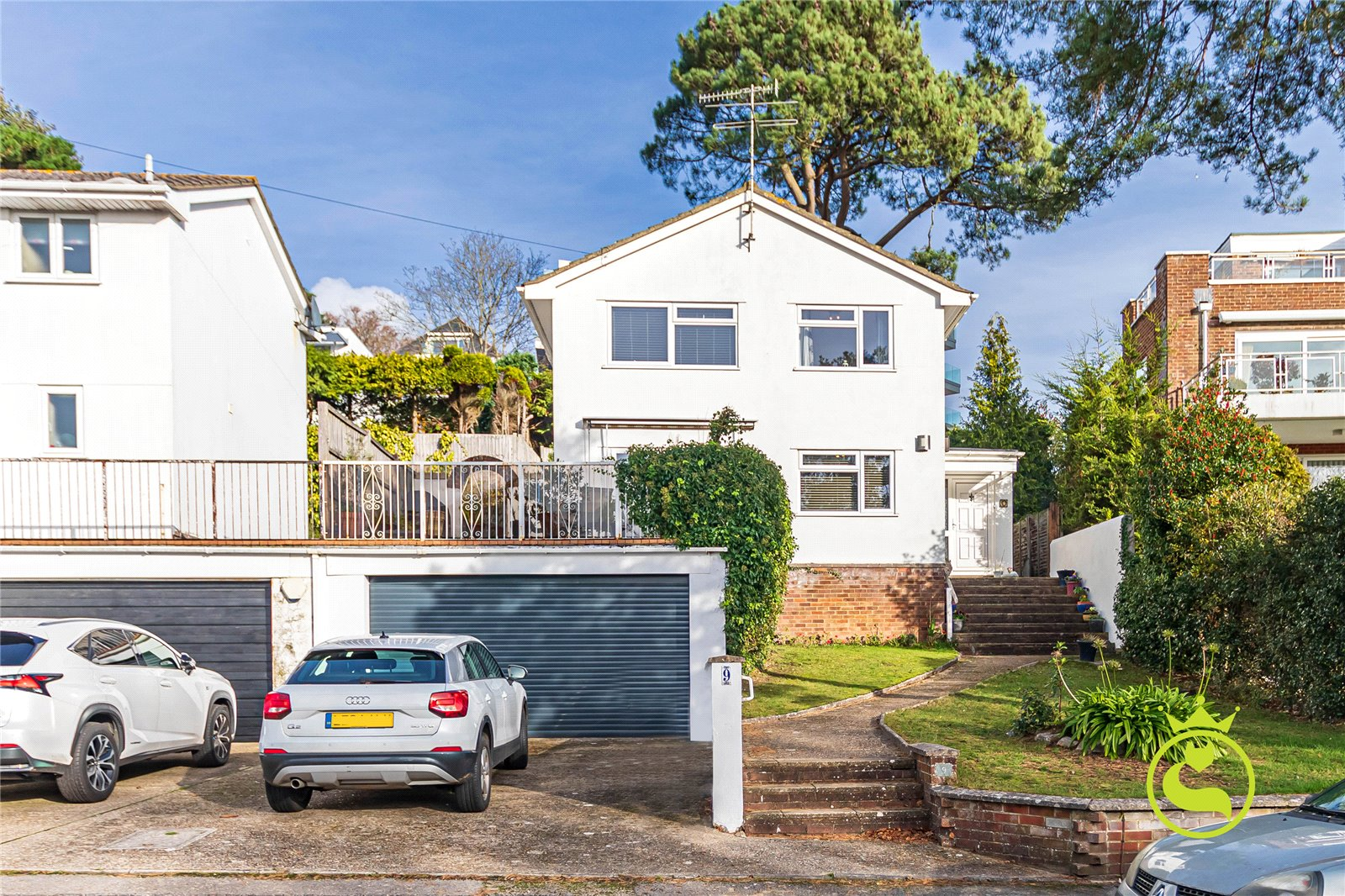3 bed house for sale in Powell Road, Lower Parkstone - Property Image 1