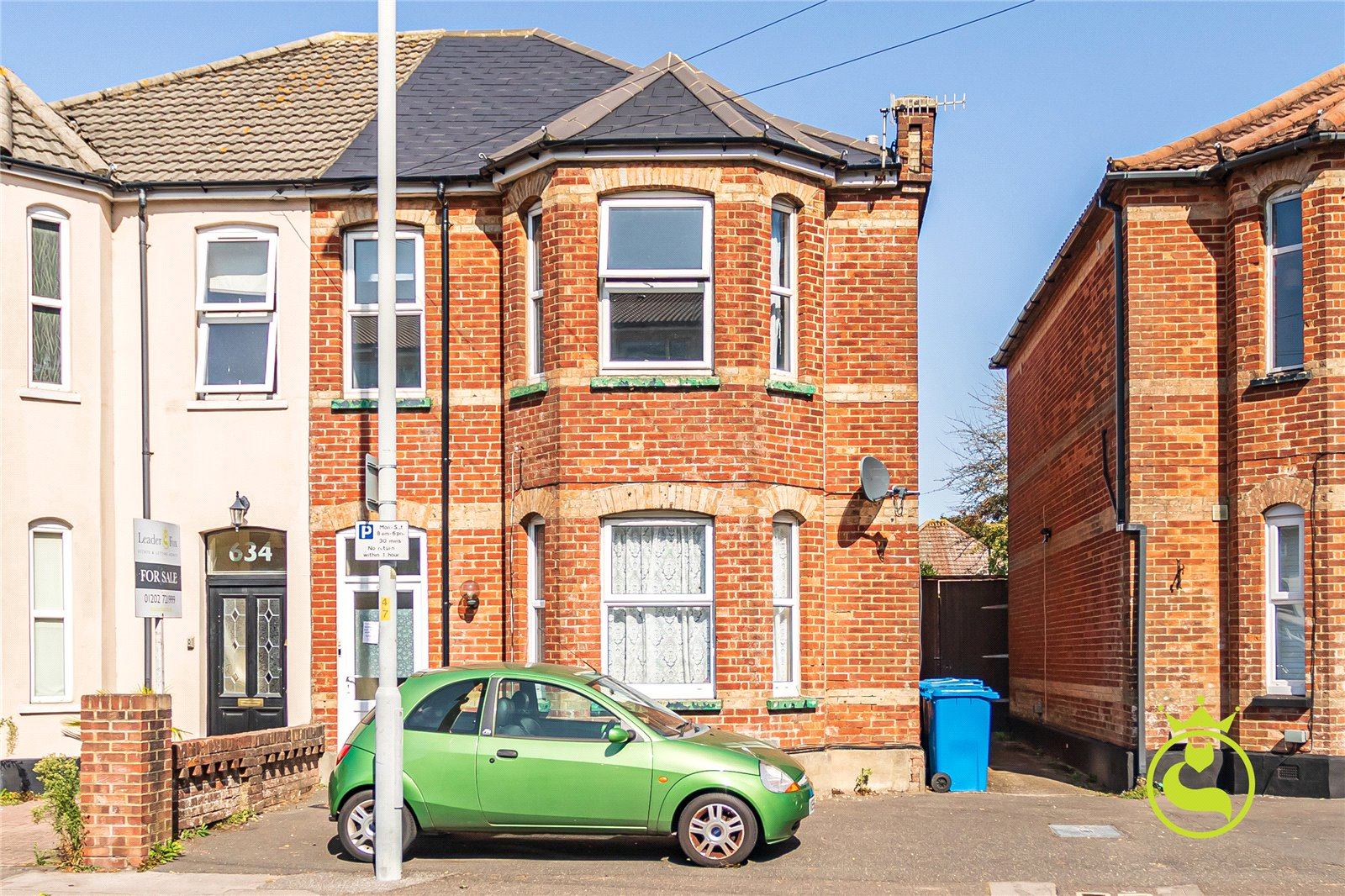 4 bed house for sale in Ashley Road, Parkstone 0