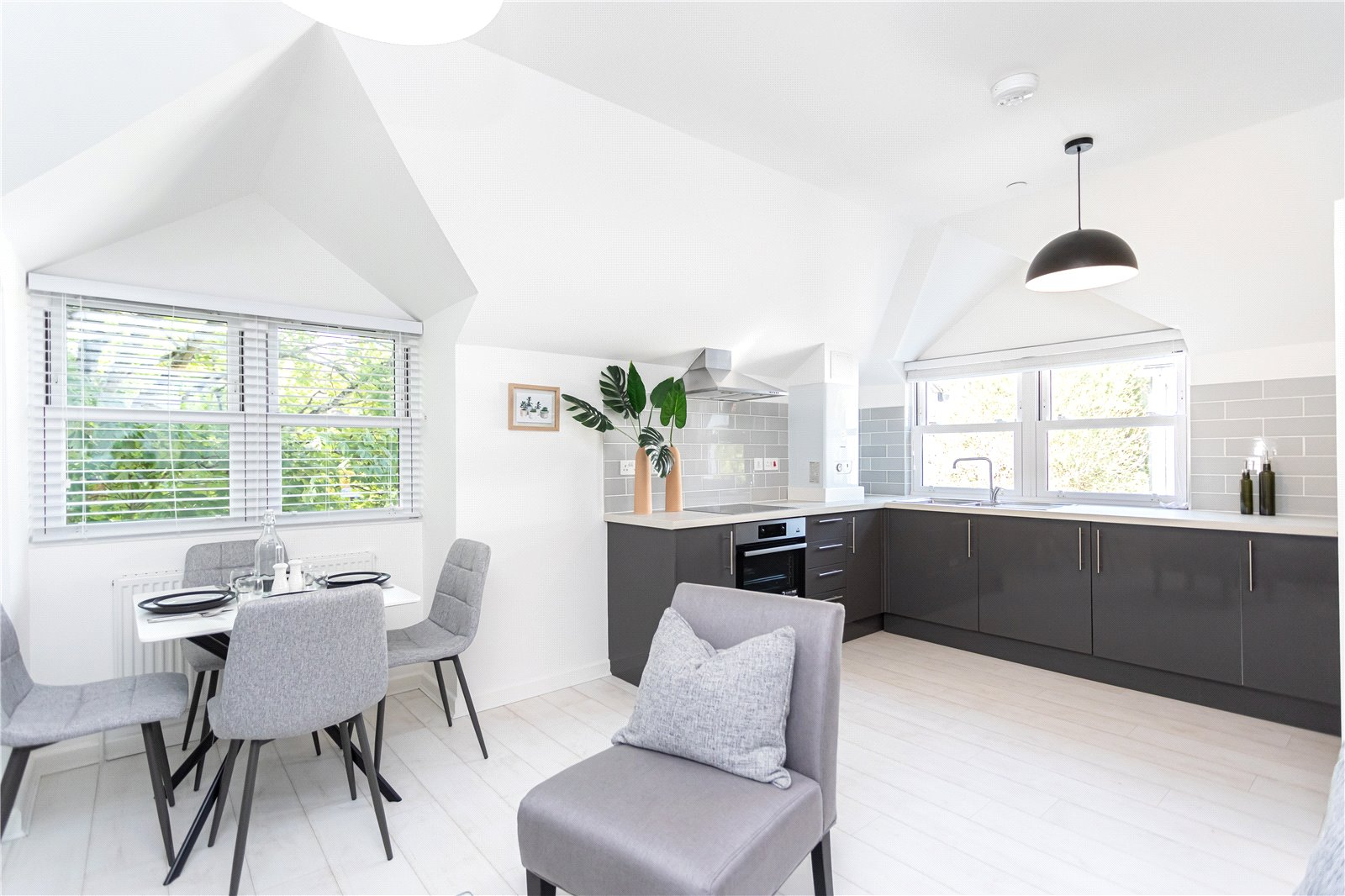 2 bed apartment for sale in Commercial Road, Ashley Cross, BH14