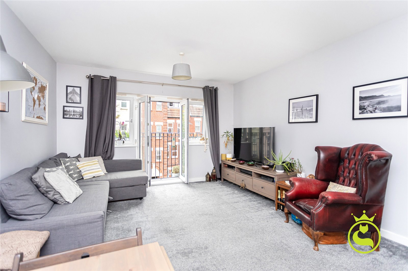 2 bed apartment for sale in Kingswood Place, 55-59 Norwich Avenue West, BH2