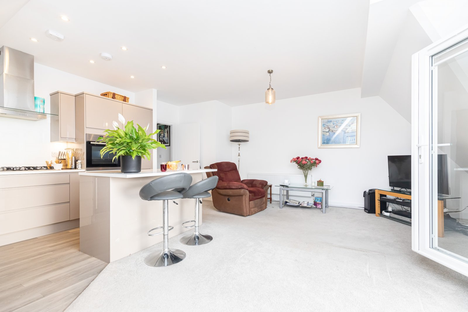 3 bed apartment for sale in Longfleet Road, Poole, BH15