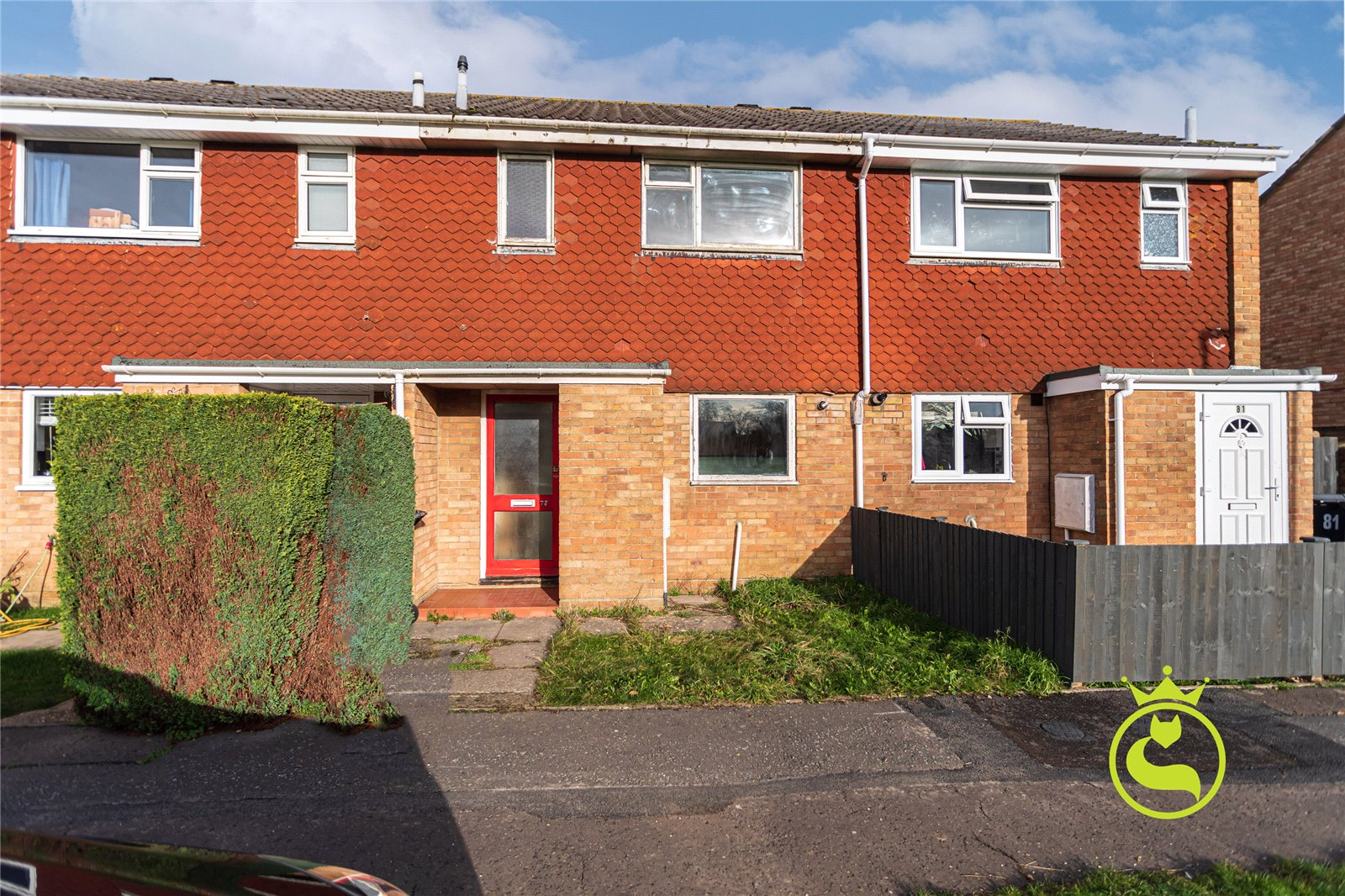 3 bed house for sale in Charlton Close, Bournemouth, BH9