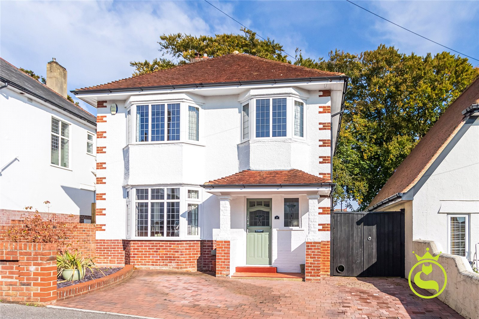 3 bed house for sale in Mansfield Avenue, Lower Parkstone  - Property Image 1