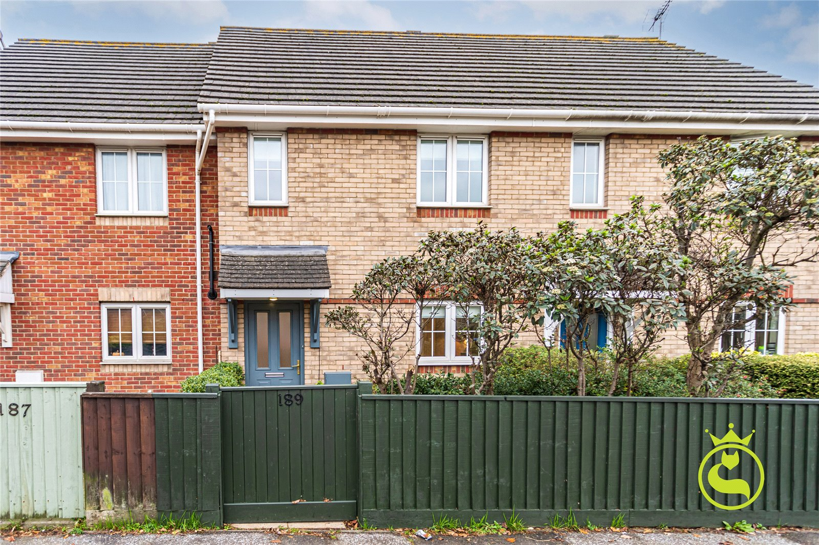 3 bed house for sale in Fernside Road, Oakdale, BH15