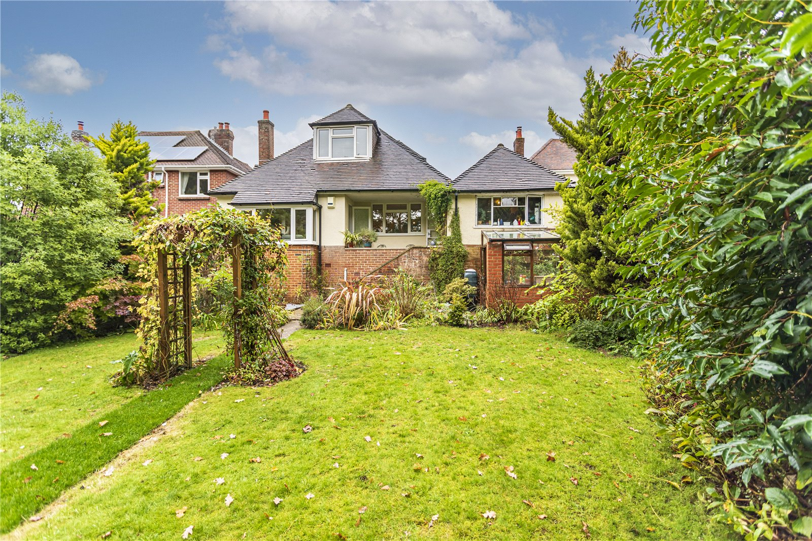 3 bed bungalow for sale in Danecourt Road, Lower Parkstone  - Property Image 1