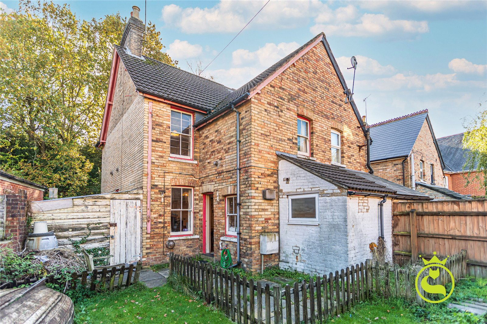 3 bed house for sale in Approach Road, Ashley Cross, BH14