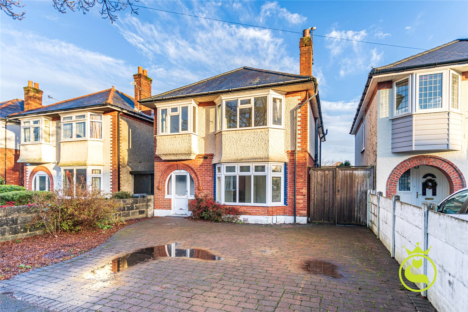 4 bed house to rent in Norton Road, Bournemouth  - Property Image 1