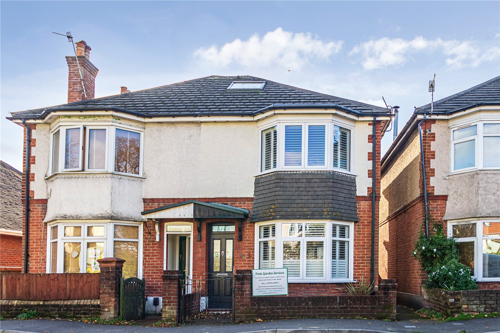 3 bed house for sale in Sandbanks Road, Whitecliff  - Property Image 1