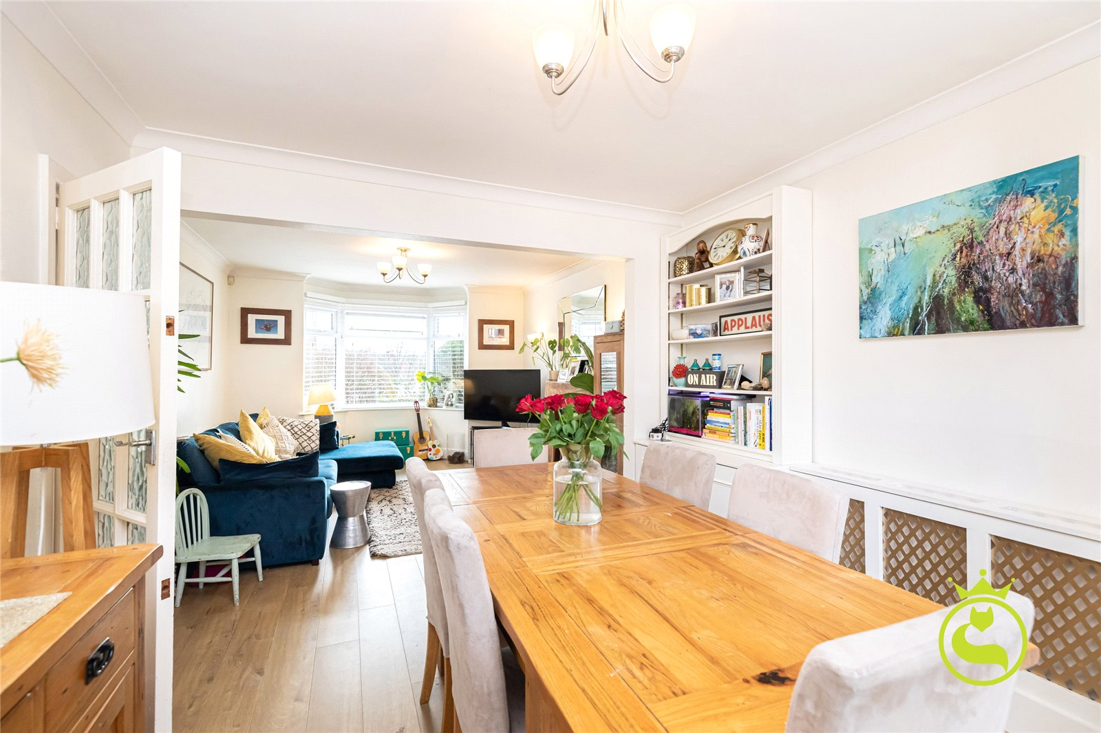 3 bed house for sale in Courthill Road, Lower Parkstone, BH14