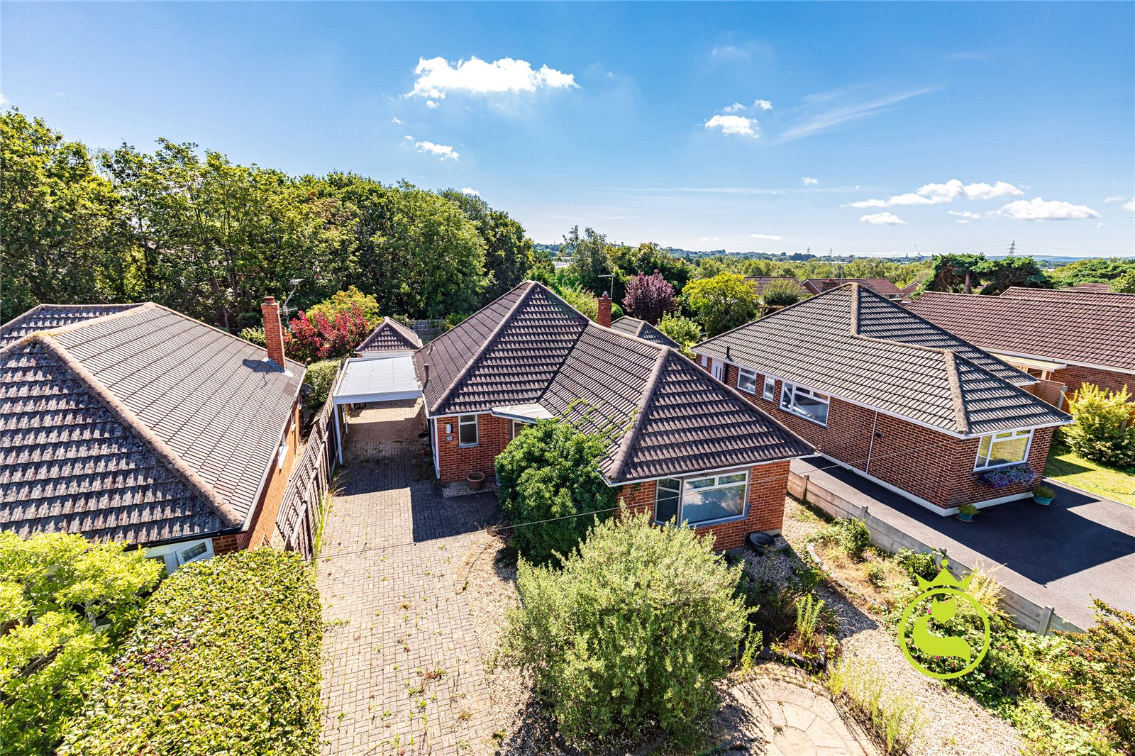 2 bed bungalow for sale in Plantation Road, Poole, BH17