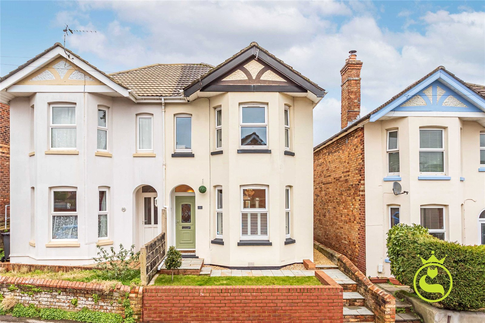 3 bed house for sale in Gwynne Road, Parkstone, BH12