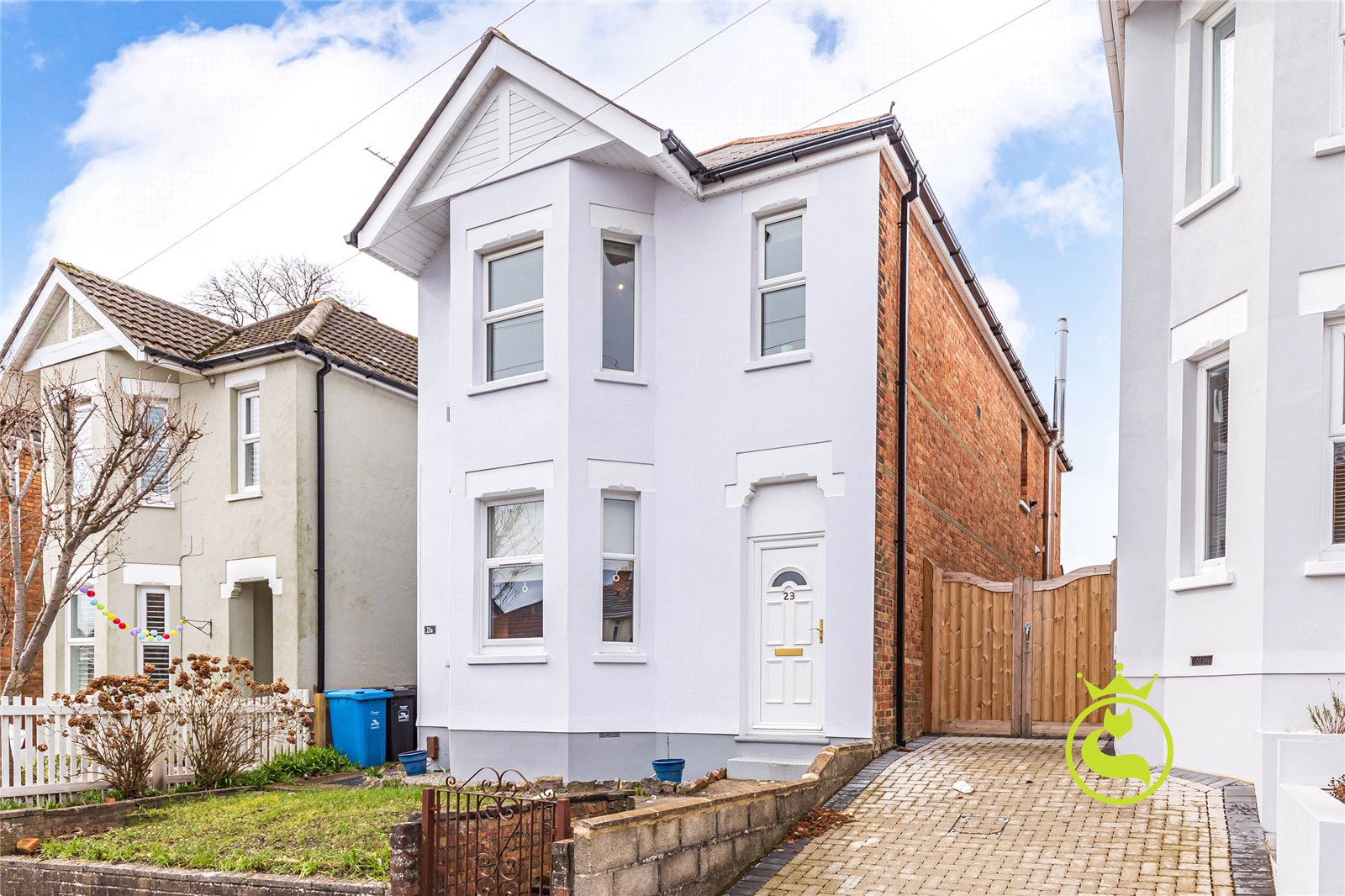 2 bed apartment for sale in Cranbrook Road, Parkstone, BH12