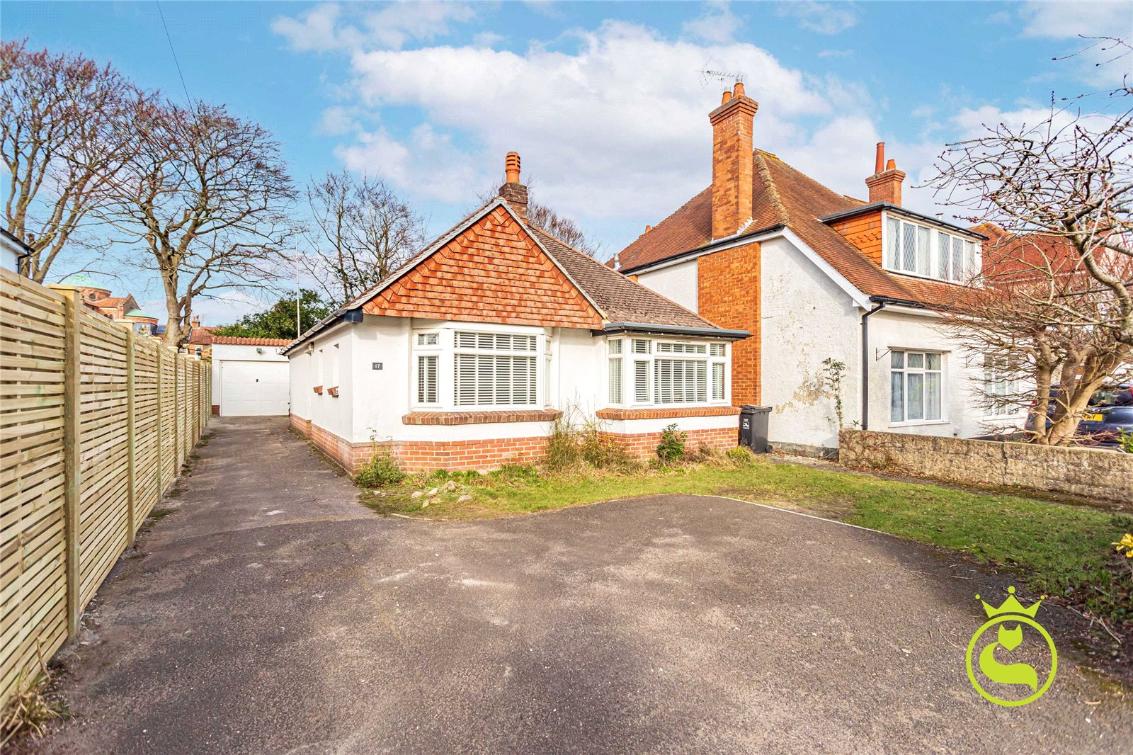 2 bed bungalow for sale in Parkstone Avenue, Lower Parkstone, BH14