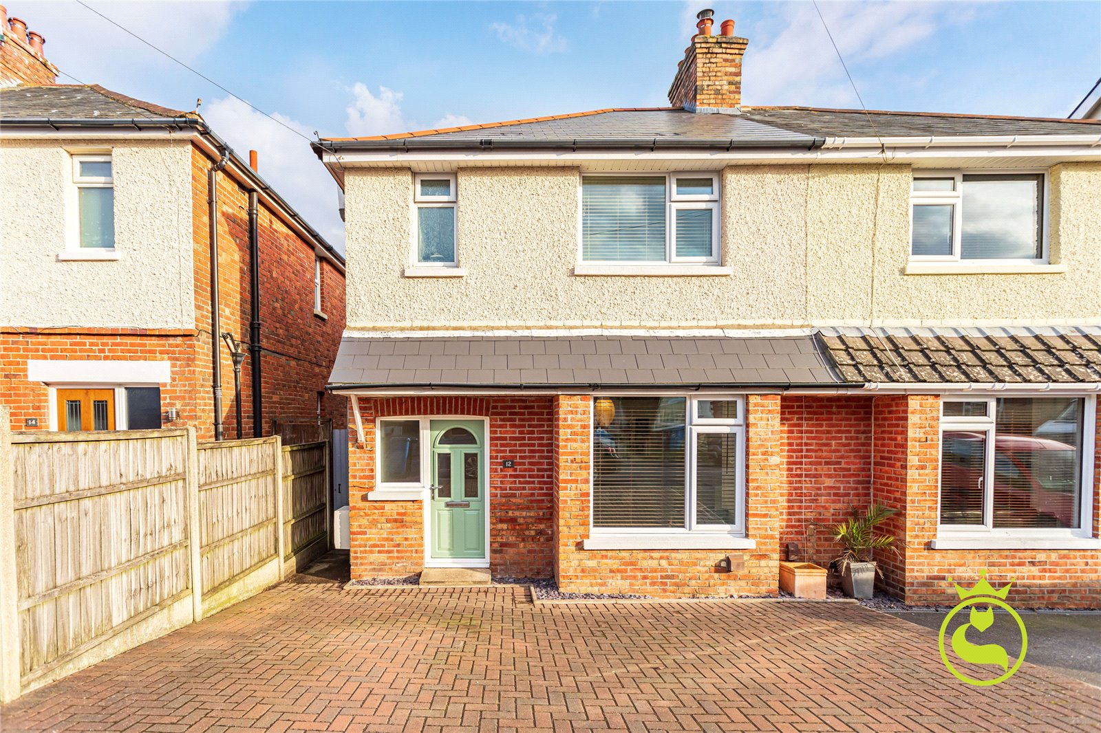 3 bed house for sale in Cranbrook Road, Parkstone, BH12