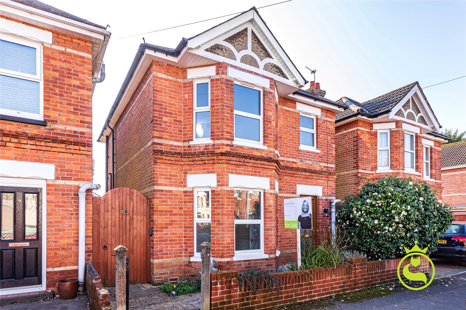 3 bed house for sale in Evelyn Road, Moordown - Property Image 1