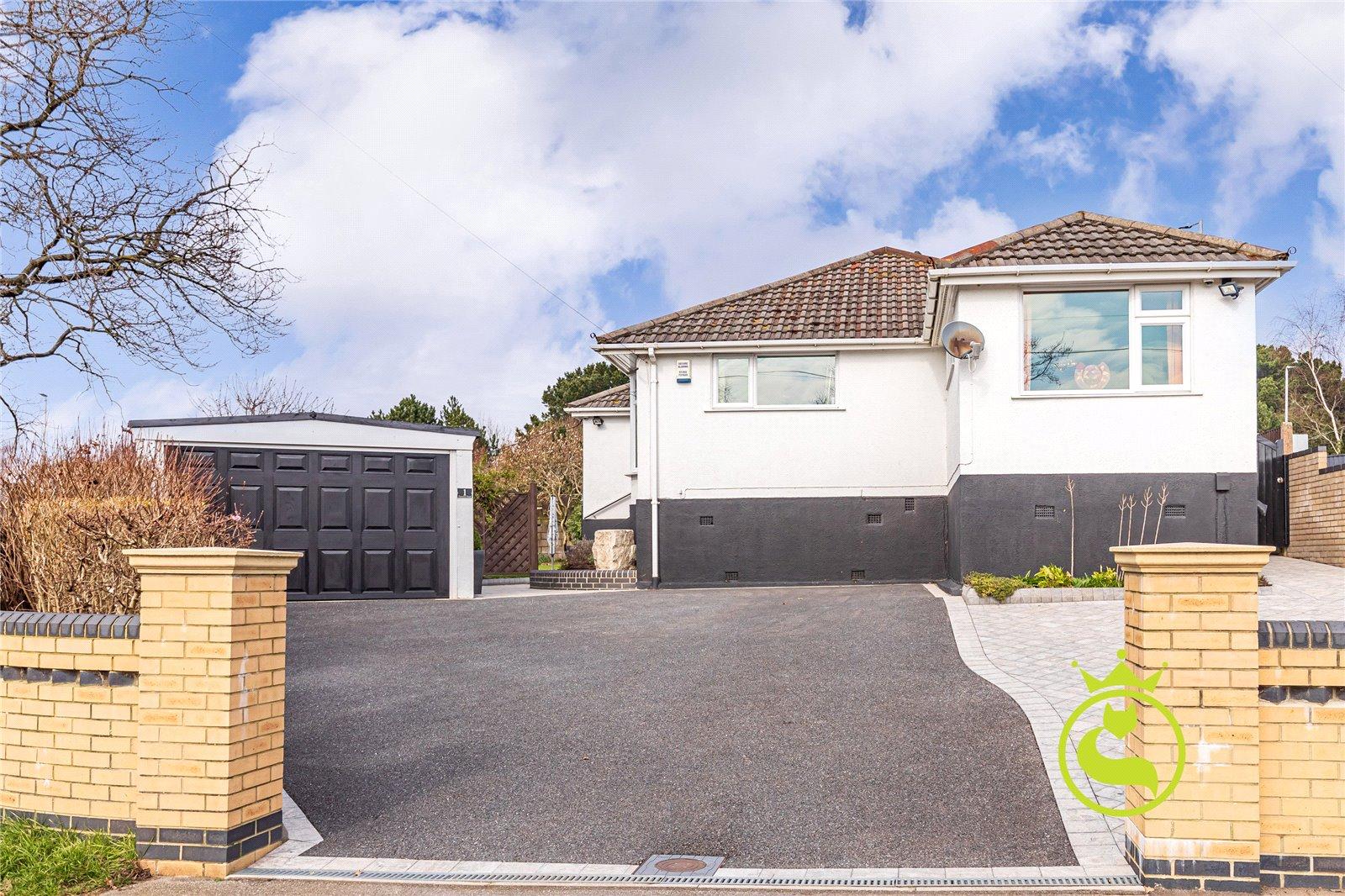 3 bed bungalow for sale in Haymoor Road, Oakdale  - Property Image 1