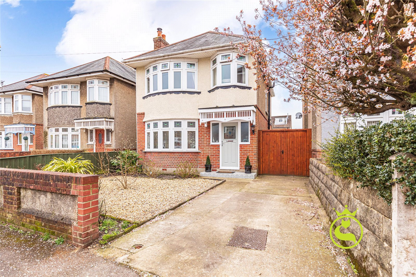 3 bed house for sale in Pearson Avenue, Lower Parkstone - Property Image 1