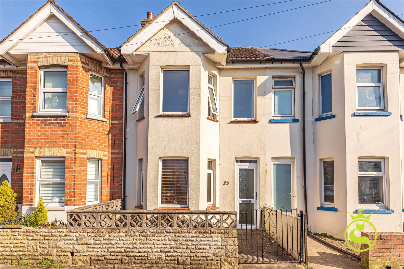 2 bed house to rent in Weymouth Road, Poole, BH14