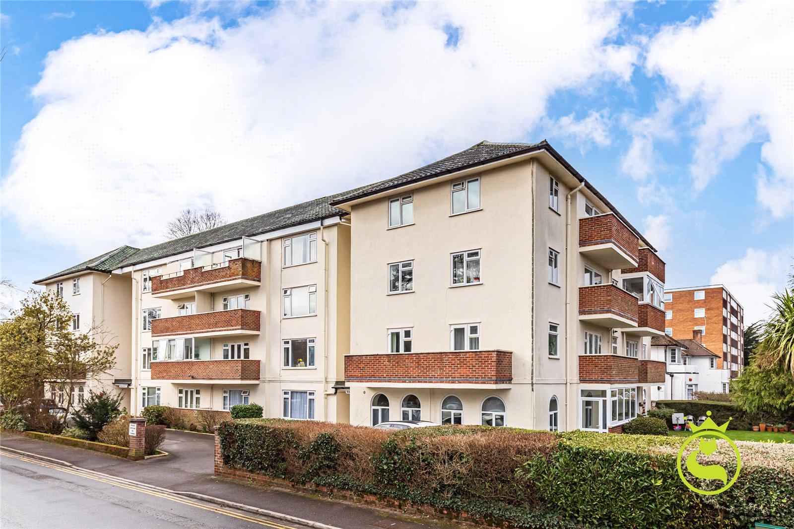 2 bed apartment for sale in Eagle Road, Branksome  - Property Image 1