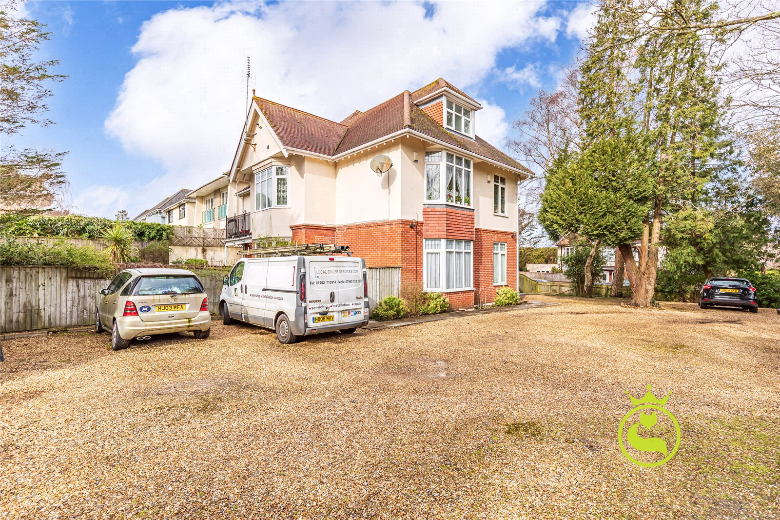 2 bed apartment for sale in Spur Hill Avenue, Lower Parkstone, BH14