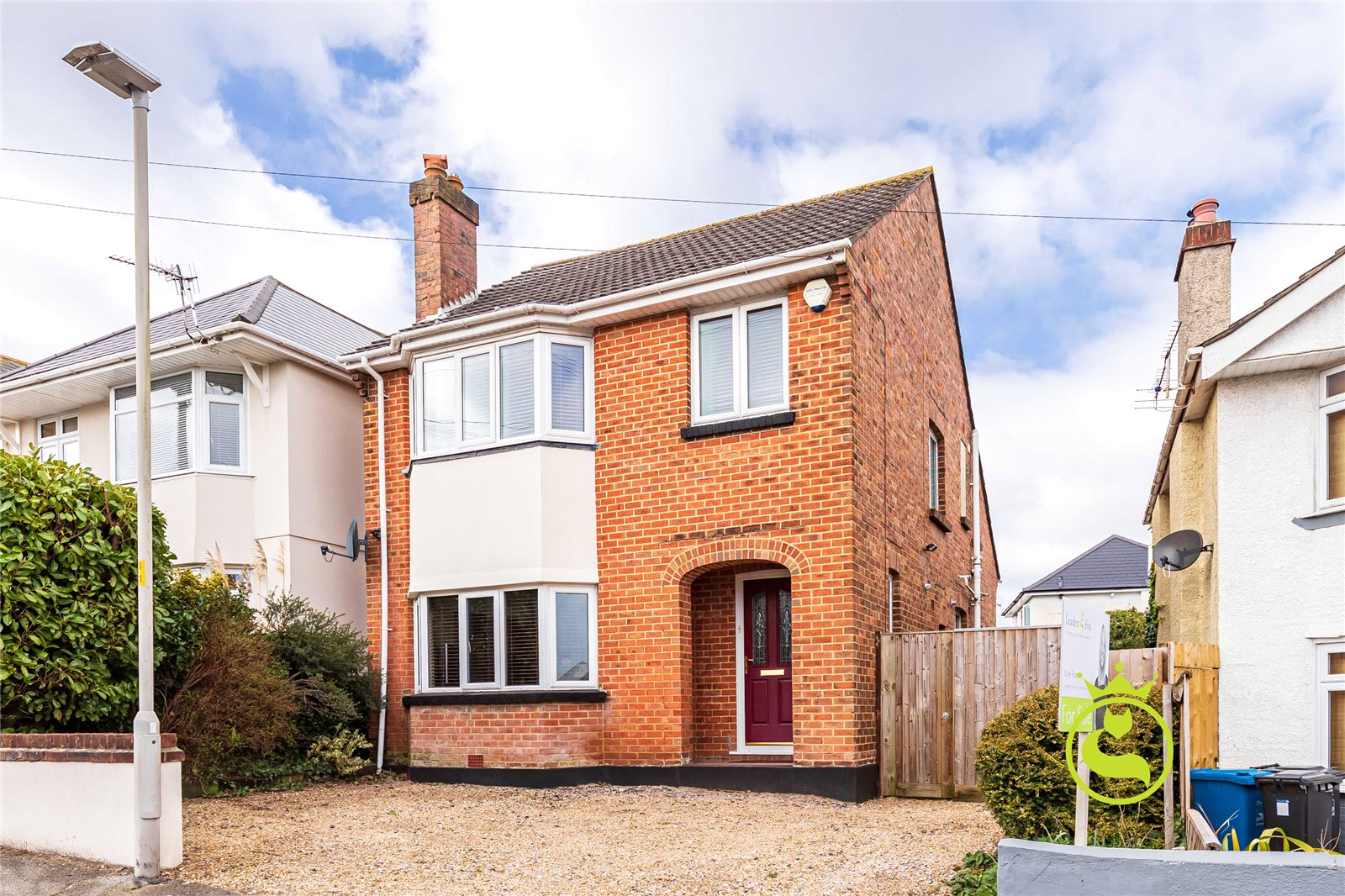 3 bed house for sale in Cranbrook Road, Parkstone - Property Image 1