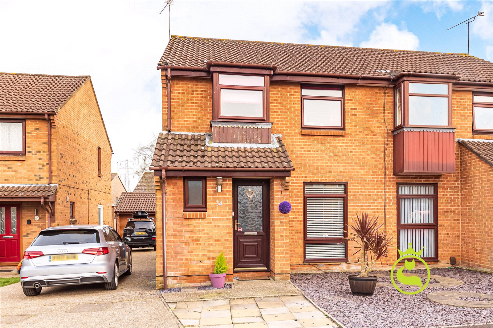 3 bed house for sale in Tollard Close, Parkstone, BH12