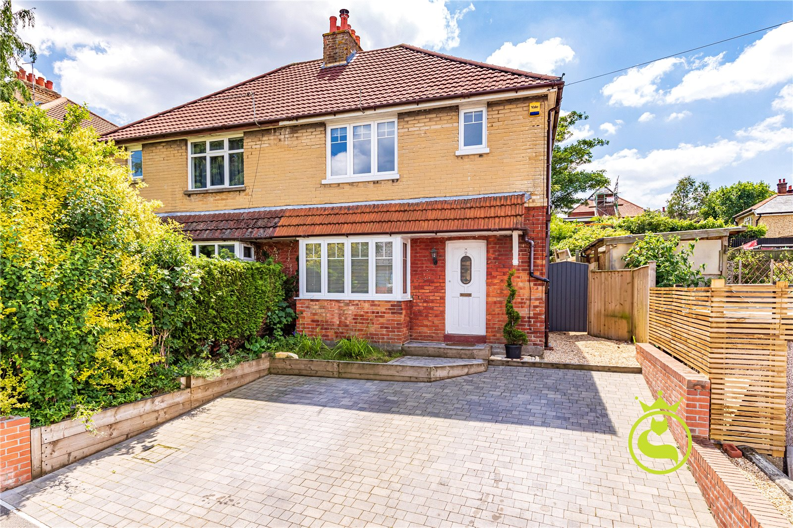 3 bed house for sale in Gwynne Road, Parkstone  - Property Image 1
