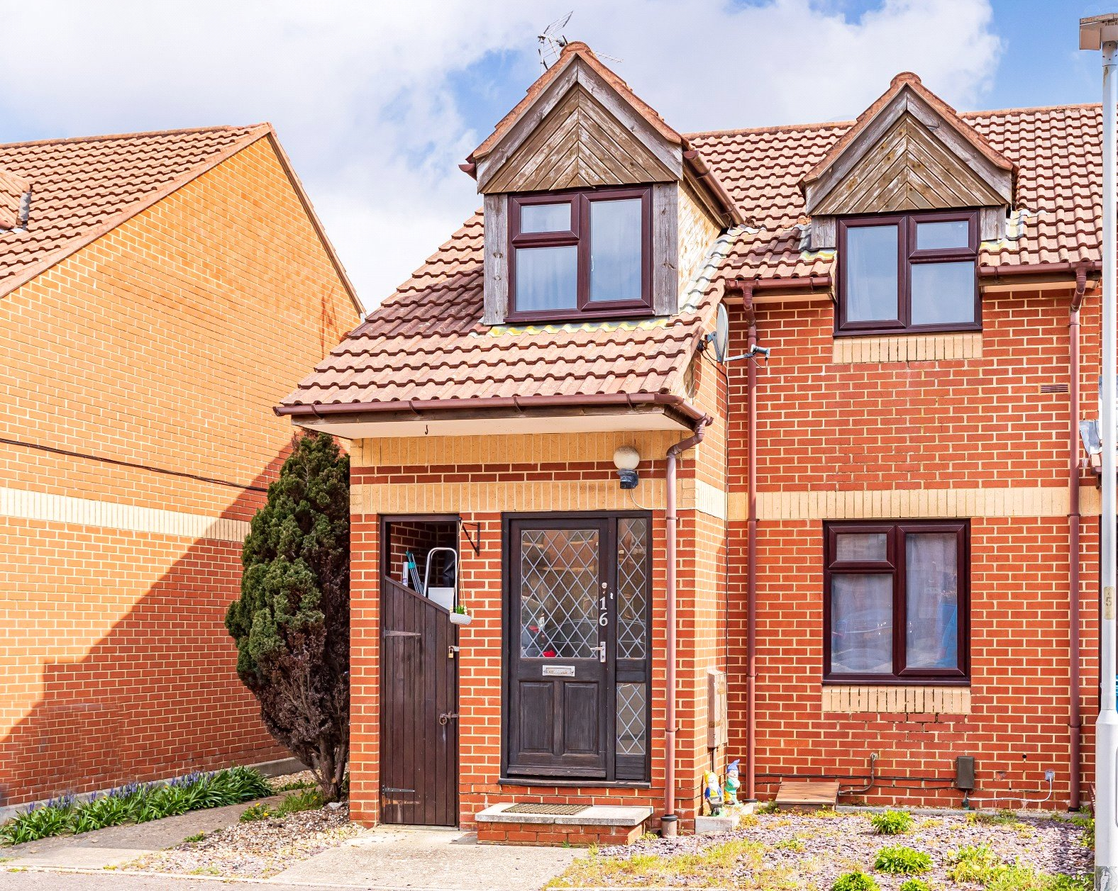 2 bed house for sale in Sixpenny Close, Parkstone, BH12