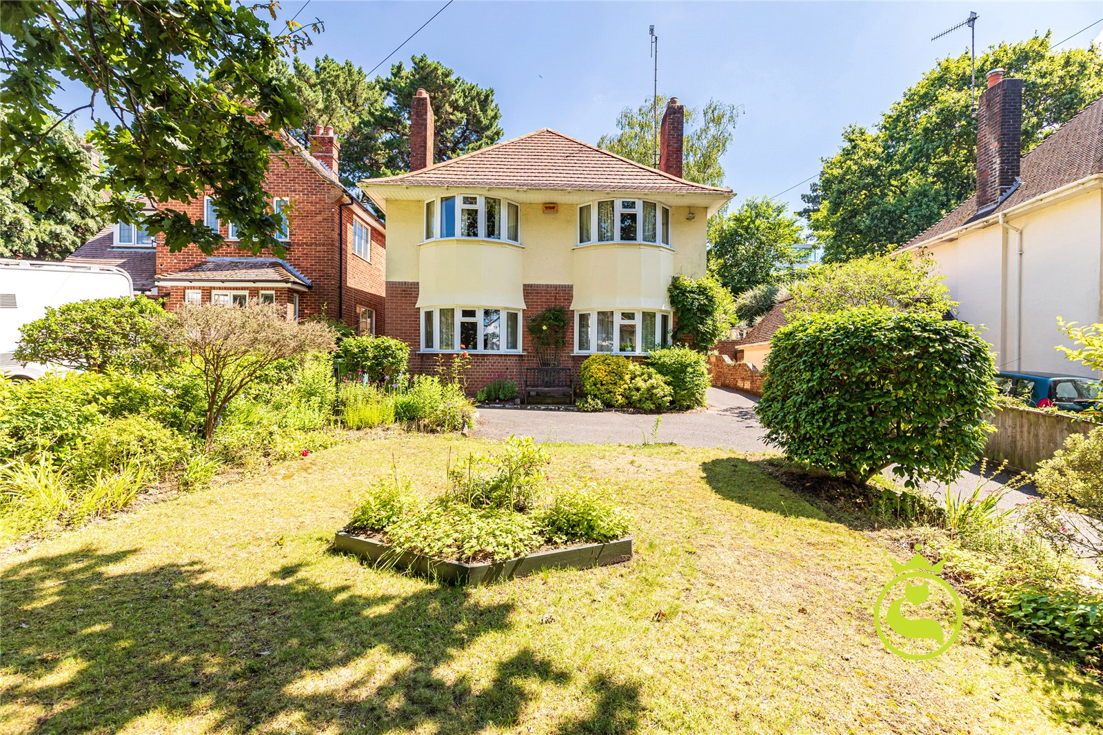3 bed house for sale in Hatherden Avenue, Lower Parkstone, BH14