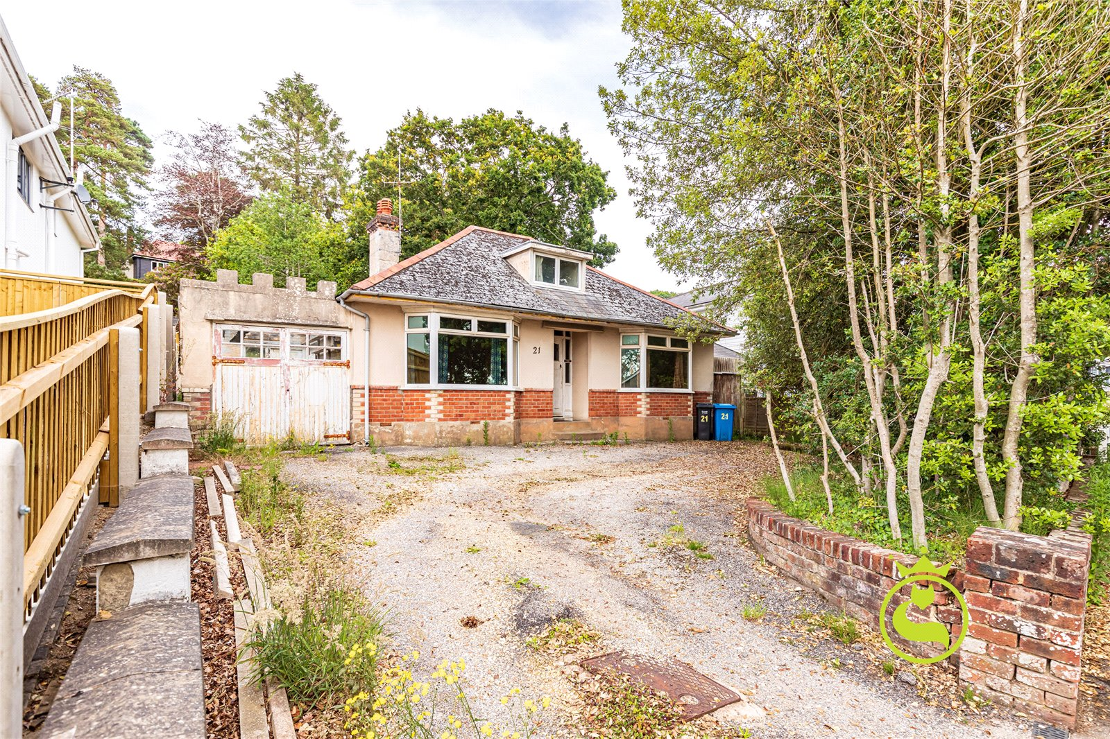 2 bed bungalow for sale in Alton Road, Lower Parkstone, BH14