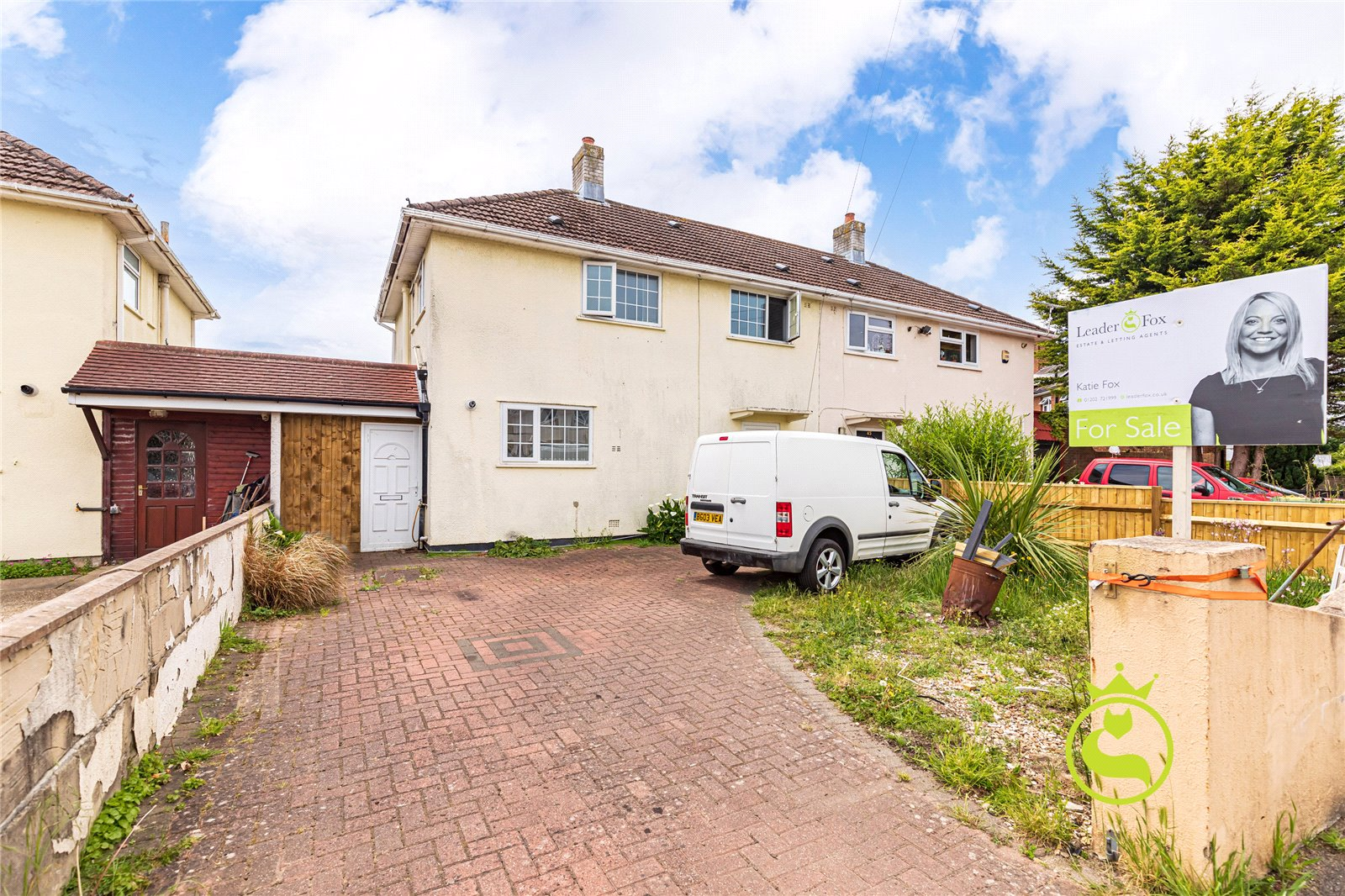 3 bed house for sale in Raleigh Road, Wallisdown - Property Image 1