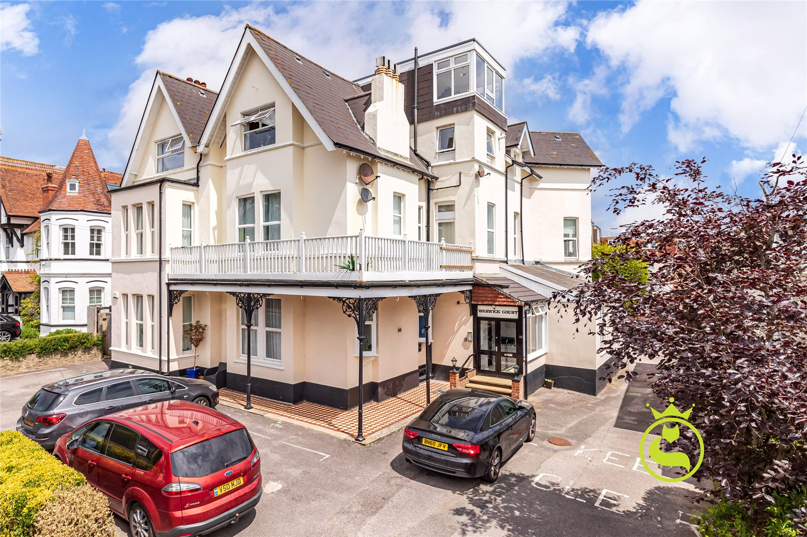 2 bed apartment for sale in Alumhurst Road, Alum Chine, BH4