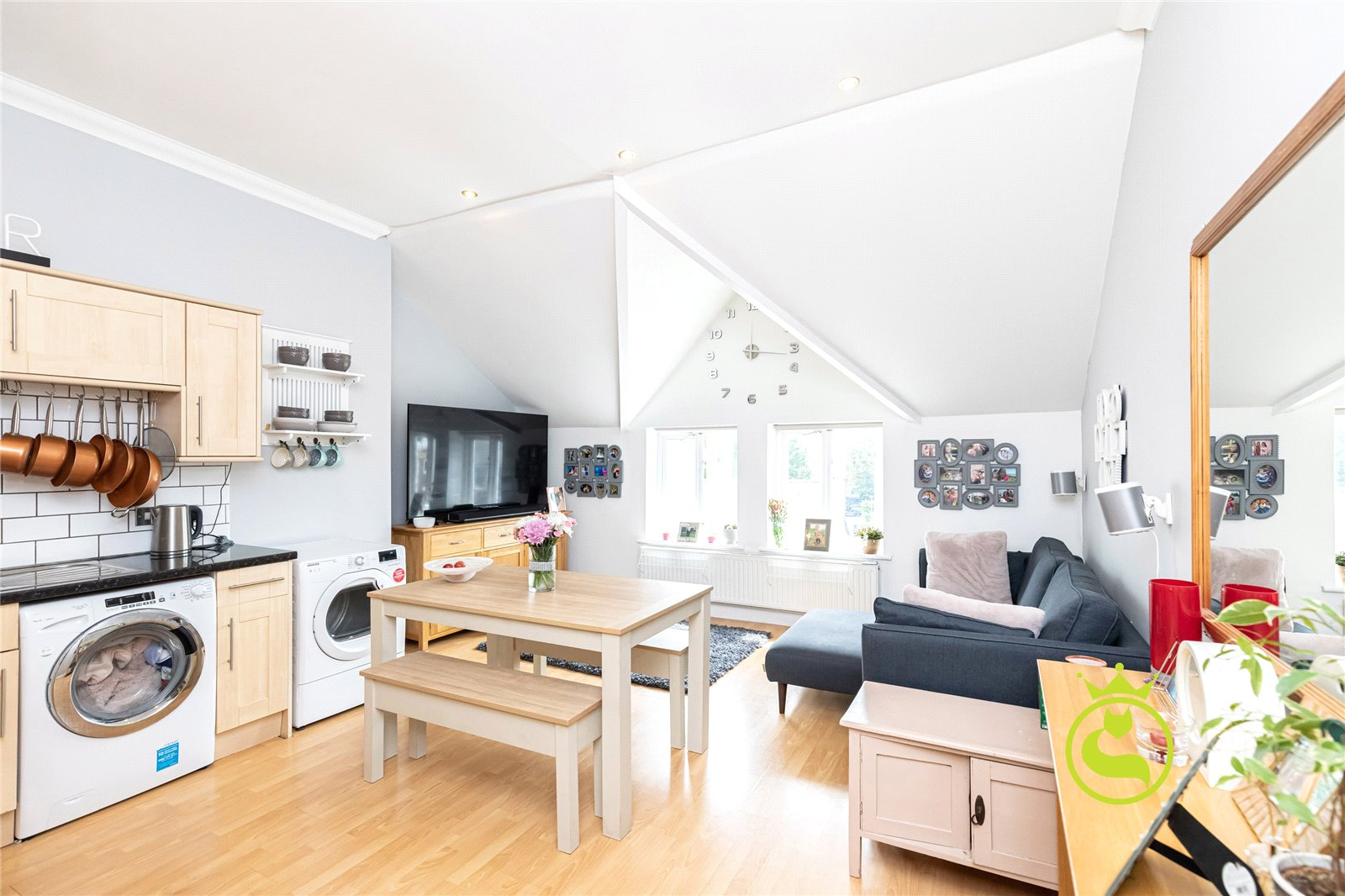3 bed apartment for sale in Bournemouth Road, Lower Parkstone, BH14