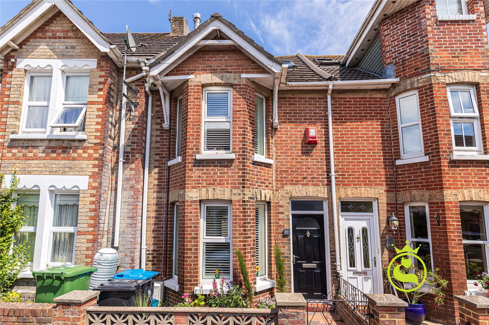3 bed house for sale in Green Road, Old Town Poole  - Property Image 1